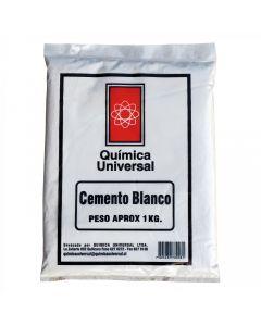 CEMENTO BLANCO BOLSA 1 KG