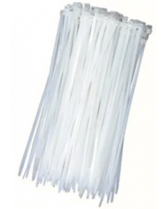 AMARRA CABLE BLANCO 500 MM X 4.8 MM