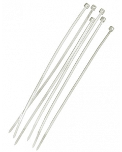 AMARRA CABLE BLANCO 550 MM X 4.8 MM