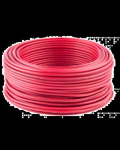 ALAMBRE ELECTRICO NYA ( H07V-U ) ROJO 2.5 M/M2