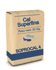 Cal Sperfina # 4 Saco 20 Kg