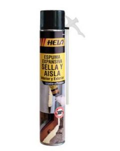 Hela Espuma Expansiva  750 Ml 2412004