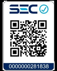 CORDON ELECT. PVC GRIS H05VV-F  2 X 0.75 M/M2