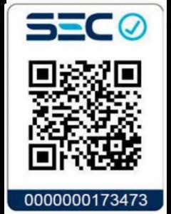 CORDON ELECT. PVC GRIS H05VV-F  2 X 1 M/M2