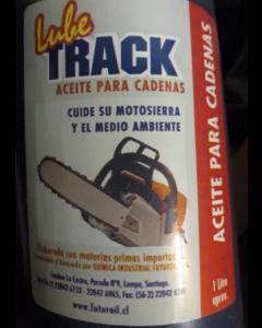 Aceite 2 Tiempos Lubetrack 1:50 1/2 Lt