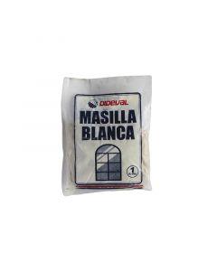 MASILLA BLANCA P/VIDRIOS 1KG