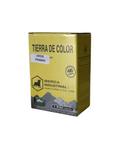 TIERRA COLOR VERDE # 223