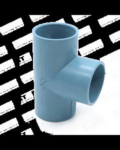 TEE PVC HIDRAULICO 50 X 50 MM