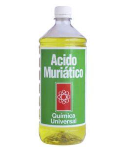 ACIDO MURIATICO 1/2 LT