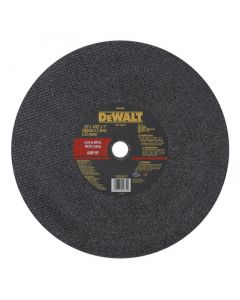 "DISCO CORTE METAL DEWALT DW44630  3/32"" X 14"""