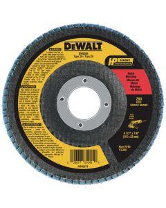 "DISCO LIJA TRASLAPADO DE WALT DW8309-AR 4,5"" GR80"