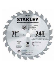 BLACK-STANLEY DISCO SIERRA 71/4 24 D PR824/STA7737