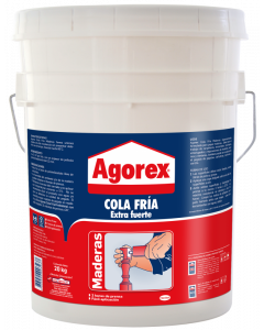 AGOREX PROFESIONAL BALDE 20 KG.
