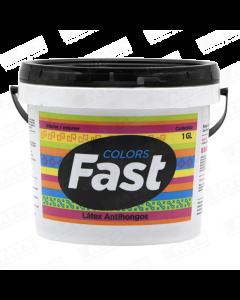 Latex Tricolor Fast Colors Blanco Gl