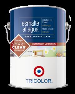 Esmalte Al Agua Tricolor Blanco Perfecto Gln.