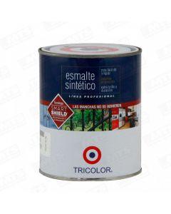 ESMALTE BRILLANTE TRICOLOR CAFE LT