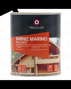 BARNIZ TRICOMAR TRICOLOR NOGAL 1/4 GL.