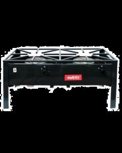 Fogon Gas Ind.roaster C/termocupla  2 Plato Bajo