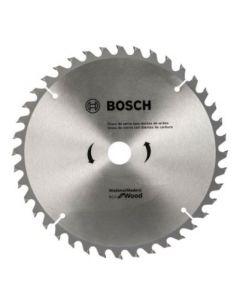 Bosch Disco Sierra Eco 254 X 30mm X 60dientes  2608644336