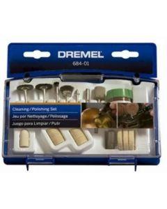 Dremel Kit Limpiar Y Pulir 20 Acc  - 26150684aa000
