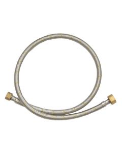 FLEXIBLE GAS HILO IZQUIERDO 3/8 X 1/2 X 60 CM