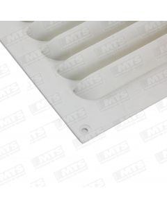 VENTILACION PVC BLANCA 20X20 CM.